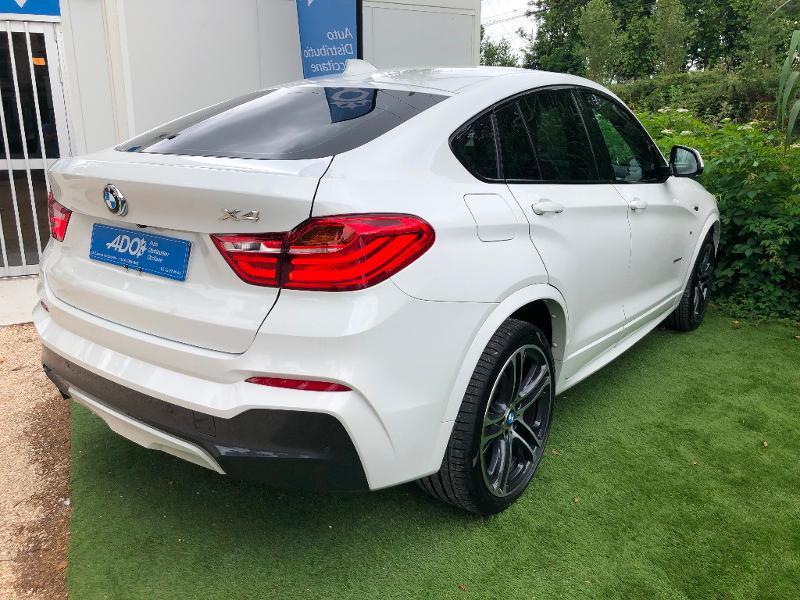 Photo 4 de l'offre de BMW X4 xDrive30dA 258ch M Sport à 31490€ chez ADO - Auto Distribution Occitane - Toulouse