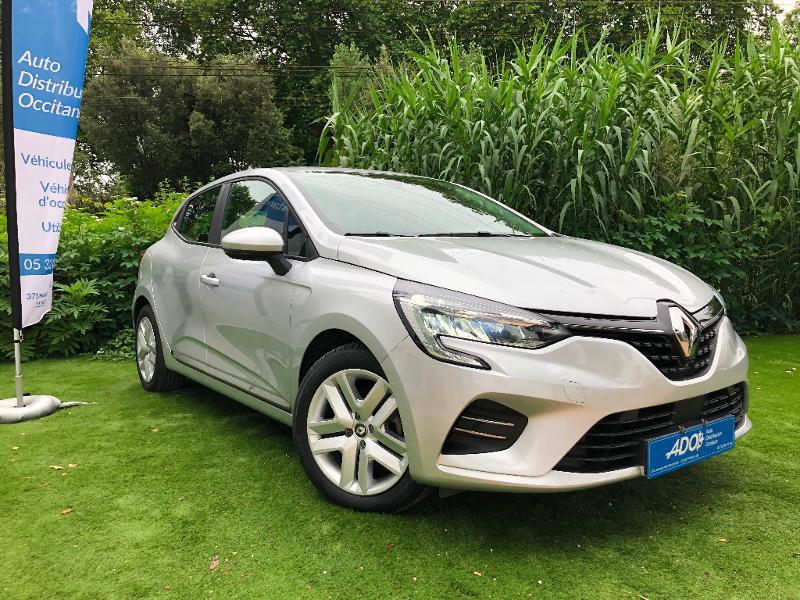 Renault Clio 1.5 Blue dCi 85ch Business Diesel GRIS Occasion à vendre