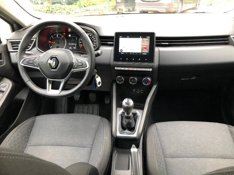 Photo 10 de l'offre de RENAULT Clio 1.5 Blue dCi 85ch Business à 13490€ chez ADO - Auto Distribution Occitane - Toulouse