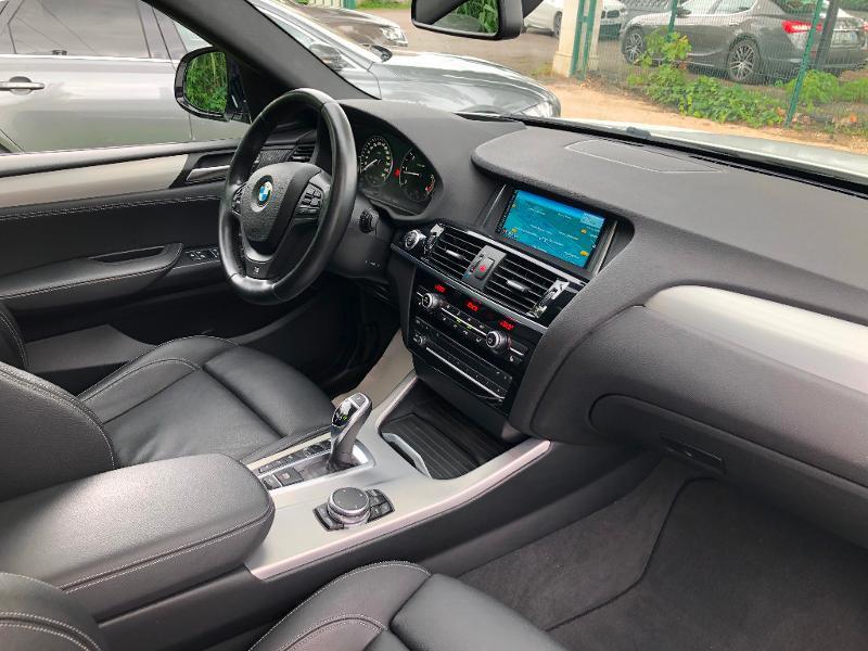 Photo 13 de l'offre de BMW X4 xDrive30dA 258ch M Sport à 31490€ chez ADO - Auto Distribution Occitane - Toulouse