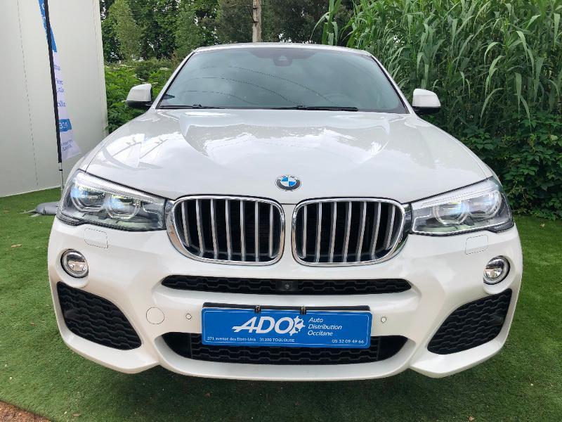 Photo 2 de l'offre de BMW X4 xDrive30dA 258ch M Sport à 31490€ chez ADO - Auto Distribution Occitane - Toulouse
