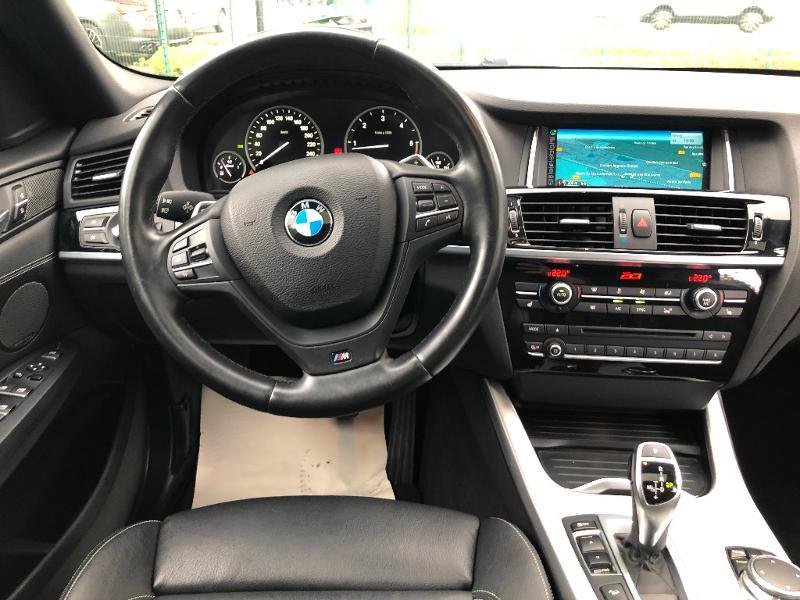 Photo 15 de l'offre de BMW X4 xDrive30dA 258ch M Sport à 31490€ chez ADO - Auto Distribution Occitane - Toulouse
