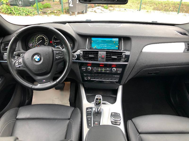 Photo 14 de l'offre de BMW X4 xDrive30dA 258ch M Sport à 31490€ chez ADO - Auto Distribution Occitane - Toulouse