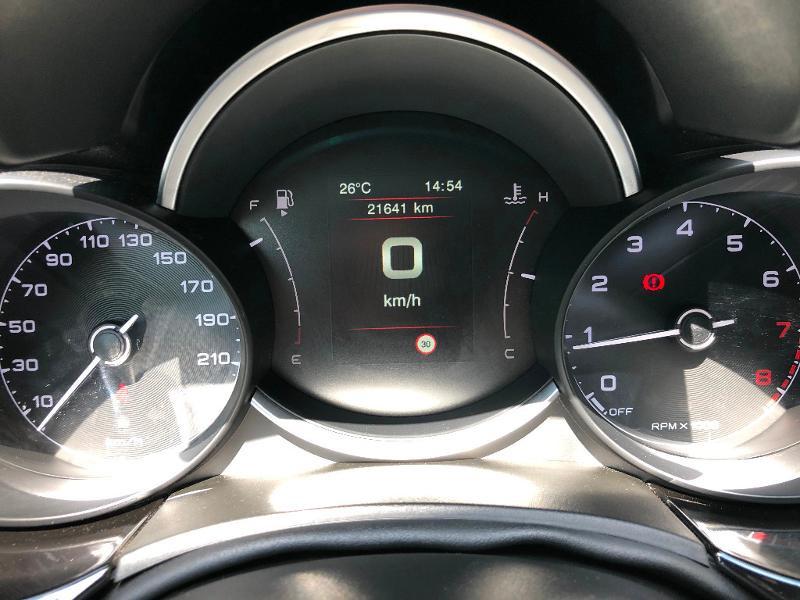Photo 14 de l'offre de FIAT 500X 1.0 FireFly Turbo T3 120ch Cross à 18490€ chez ADO - Auto Distribution Occitane - Toulouse