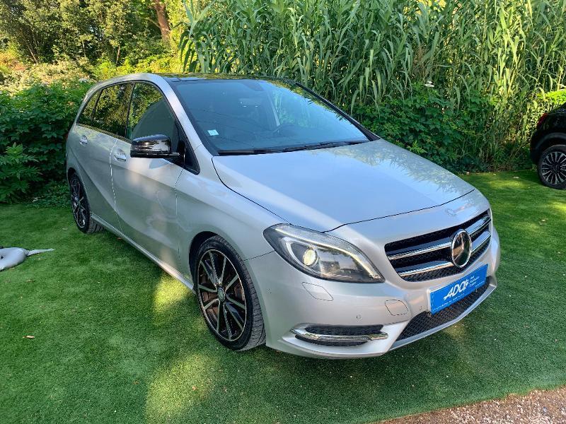 Mercedes-Benz Classe B 200 CDI Fascination Diesel GRIS Occasion à vendre