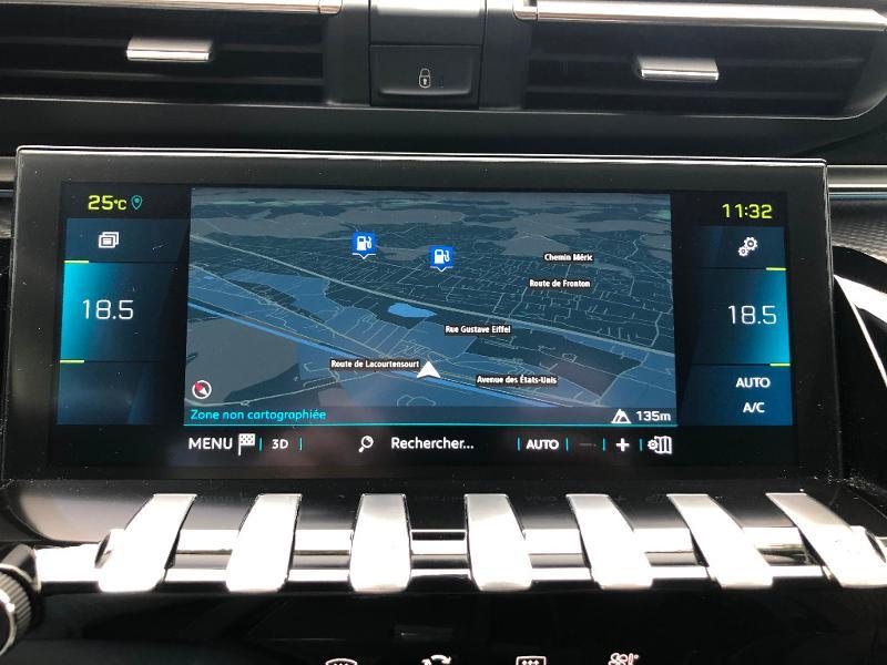 Photo 17 de l'offre de PEUGEOT 508 SW HYBRID 225ch GT Line e-EAT8 10cv à 32990€ chez ADO - Auto Distribution Occitane - Toulouse