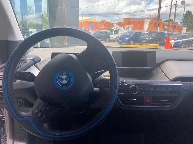 Photo 5 de l'offre de BMW i3 170ch 94Ah +CONNECTED Atelier à 19990€ chez ADO - Auto Distribution Occitane - Toulouse