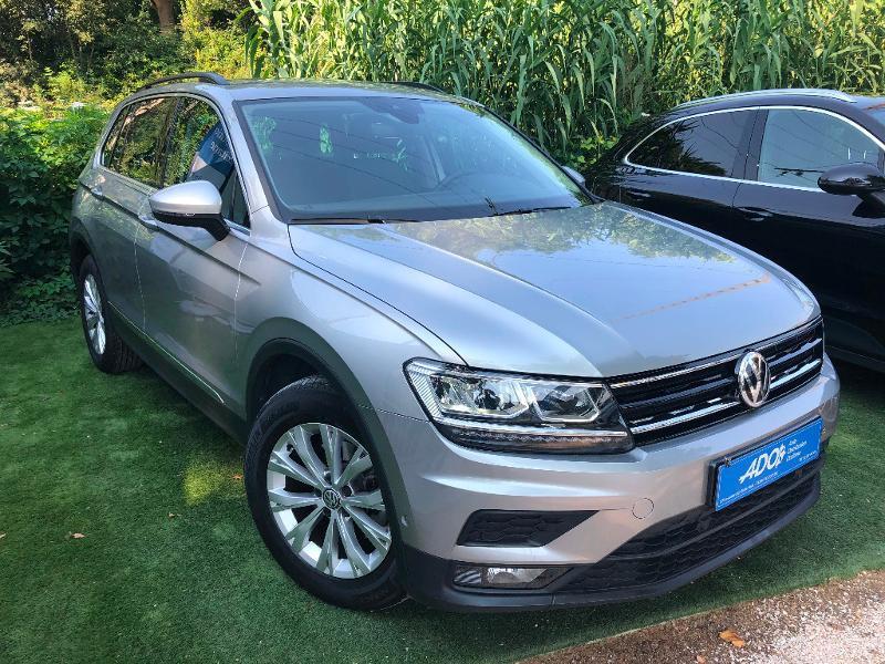 Volkswagen Tiguan 1.4 TSI 150ch ACT Confortline DSG6 Essence Gris Foncé Métal Occasion à vendre