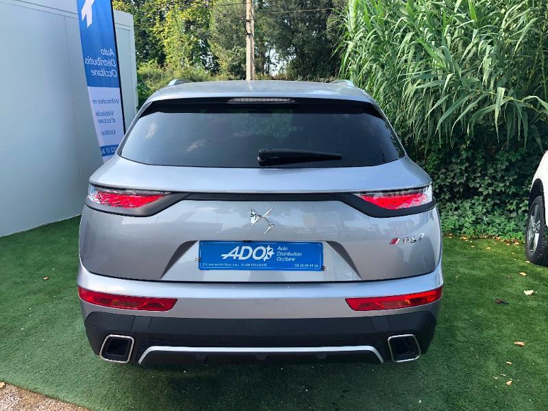Photo 5 de l'offre de DS DS 7 Crossback BlueHDi 180ch Performance Line Automatique à 37990€ chez ADO - Auto Distribution Occitane - Toulouse