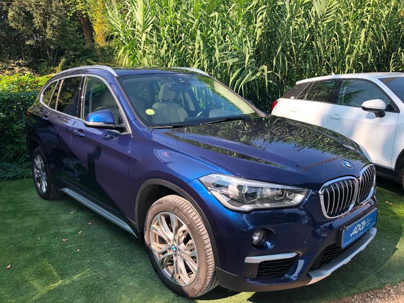 Bmw X1 xDrive20dA 190ch xLine Diesel BLEU Occasion à vendre