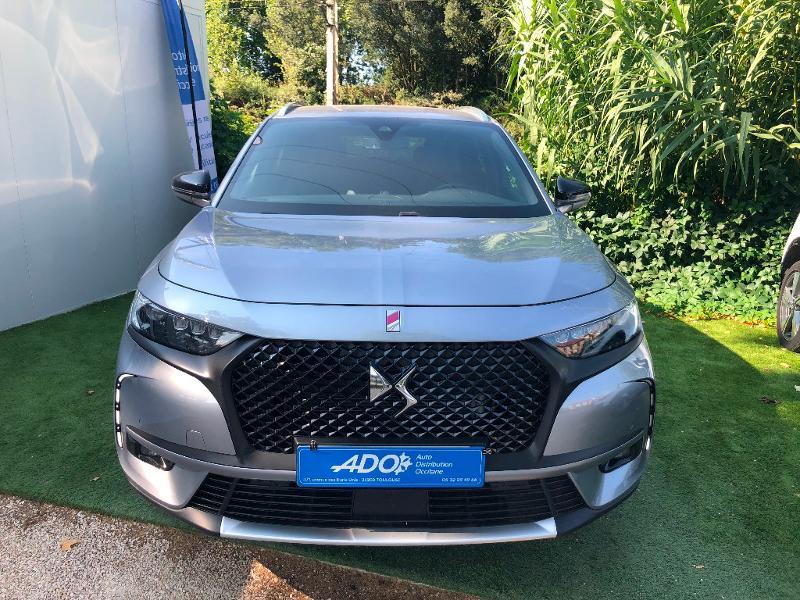 Photo 2 de l'offre de DS DS 7 Crossback BlueHDi 180ch Performance Line Automatique à 37990€ chez ADO - Auto Distribution Occitane - Toulouse
