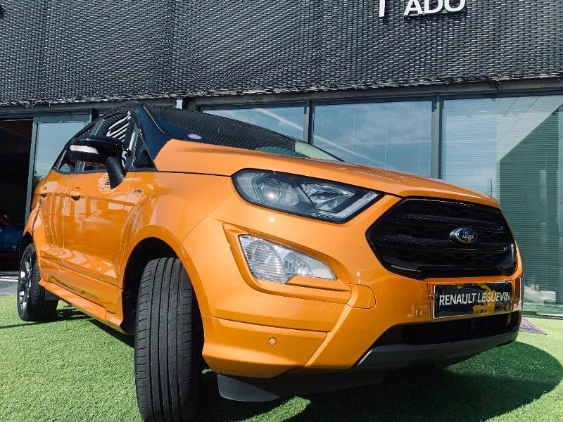 Ford EcoSport 1.0 EcoBoost 125ch ST-Line Euro6.2 Essence JAUNE Occasion à vendre
