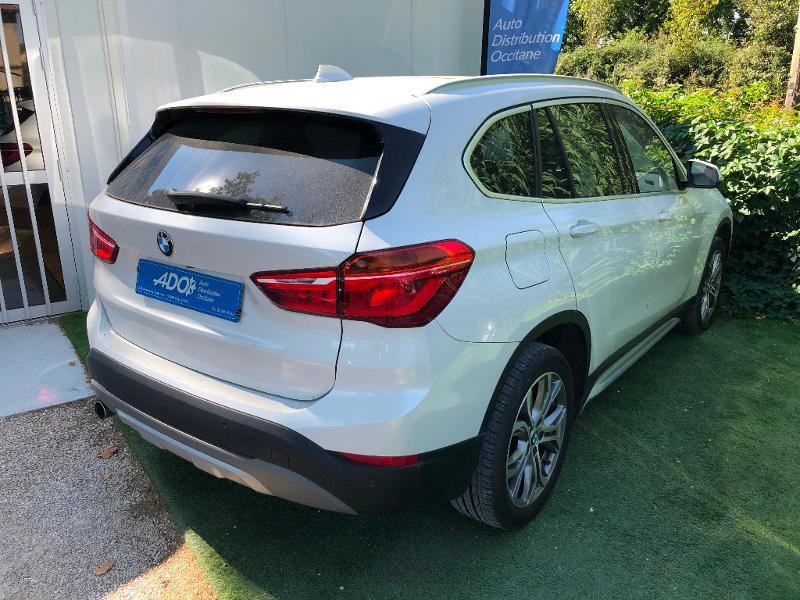 Photo 4 de l'offre de BMW X1 xDrive18dA 150ch xLine à 28490€ chez ADO - Auto Distribution Occitane - Toulouse