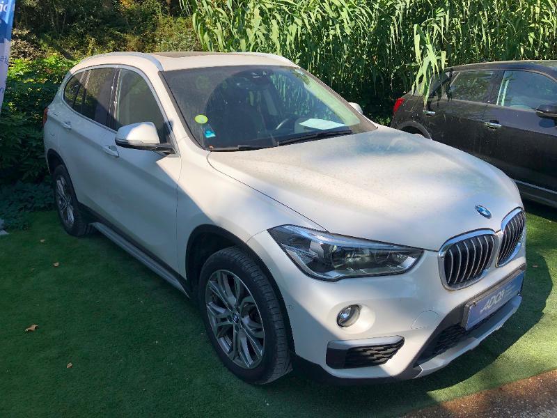 Photo 1 de l'offre de BMW X1 xDrive18dA 150ch xLine à 28490€ chez ADO - Auto Distribution Occitane - Toulouse