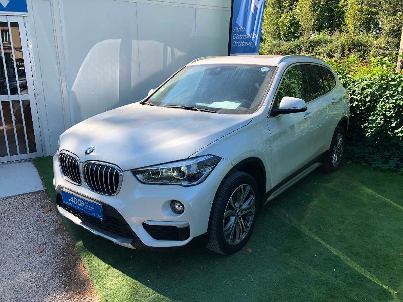 Photo 3 de l'offre de BMW X1 xDrive18dA 150ch xLine à 28490€ chez ADO - Auto Distribution Occitane - Toulouse