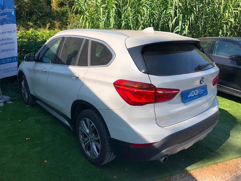 Photo 6 de l'offre de BMW X1 xDrive18dA 150ch xLine à 28490€ chez ADO - Auto Distribution Occitane - Toulouse