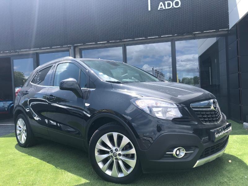Opel Mokka 1.7 CDTI 130ch Cosmo ecoFLEX Start&Stop 4x2 Diesel NOIR Occasion à vendre