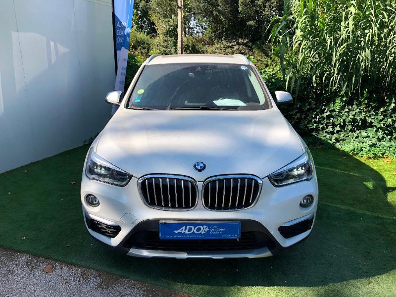 Photo 2 de l'offre de BMW X1 xDrive18dA 150ch xLine à 28490€ chez ADO - Auto Distribution Occitane - Toulouse