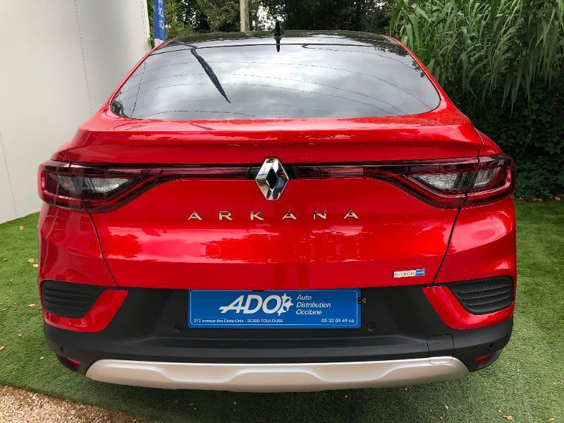 Photo 5 de l'offre de RENAULT Arkana 1.6 E-Tech 145ch Intens -21B à 34490€ chez ADO - Auto Distribution Occitane - Toulouse