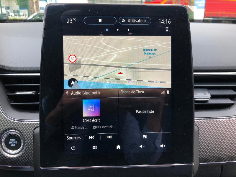 Photo 13 de l'offre de RENAULT Arkana 1.6 E-Tech 145ch Intens -21B à 34490€ chez ADO - Auto Distribution Occitane - Toulouse