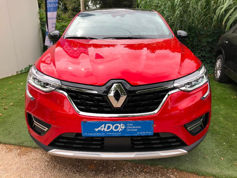 Photo 2 de l'offre de RENAULT Arkana 1.6 E-Tech 145ch Intens -21B à 34490€ chez ADO - Auto Distribution Occitane - Toulouse