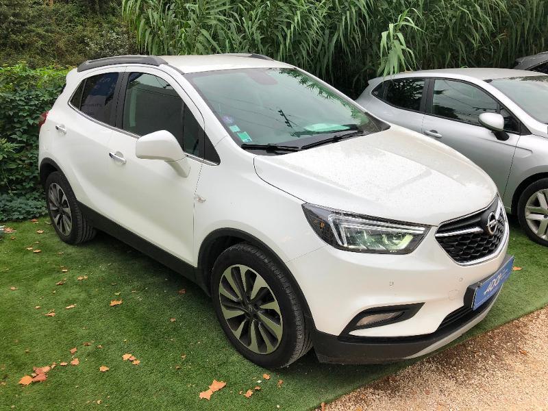 Opel Mokka X 1.4 Turbo 140ch Elite 4x2 BVA Essence BLANC Occasion à vendre