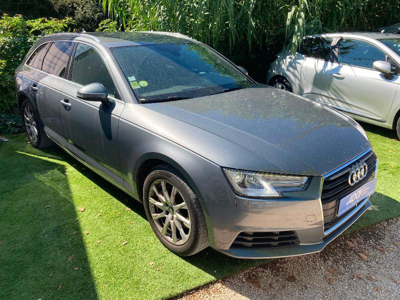 Audi A4 Avant 2.0 TDI 190ch Business line S tronic 7 Diesel Gris Foncé Métal Occasion à vendre