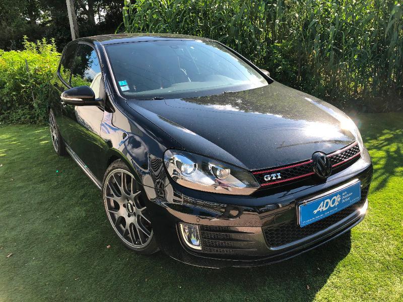 Volkswagen Golf 2.0 TSI 210ch GTI DSG6 3p Essence NOIR Occasion à vendre