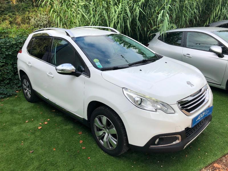 Peugeot 2008 1.6 e-HDi92 FAP Business Pack Diesel BLANC Occasion à vendre