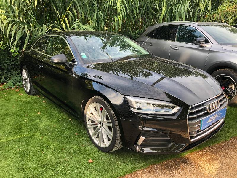 Audi A5 2.0 TDI 190ch Avus S tronic 7 Diesel NOIR Occasion à vendre