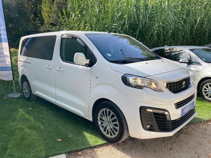 Peugeot Traveller 1.5 BlueHDi 120ch S&S Long Business Diesel BLANC Occasion à vendre