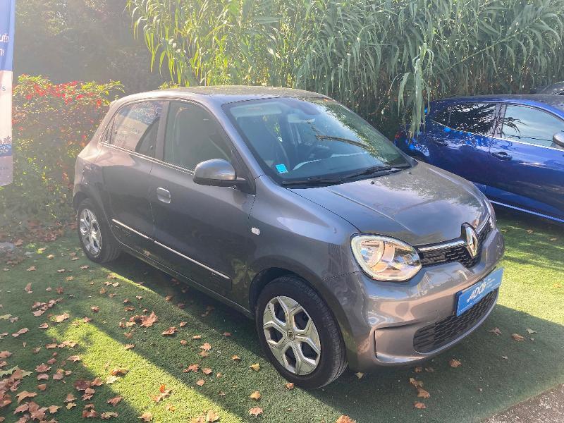 Renault Twingo 1.0 SCe 75ch Zen Essence GRIS Occasion à vendre