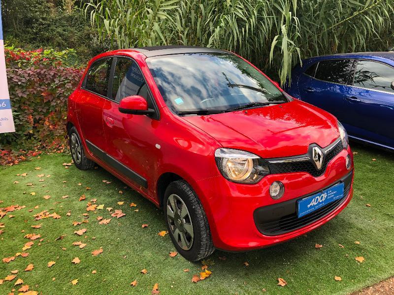 Renault Twingo 1.0 SCe 70ch Zen Euro6c Essence ROUGE Occasion à vendre