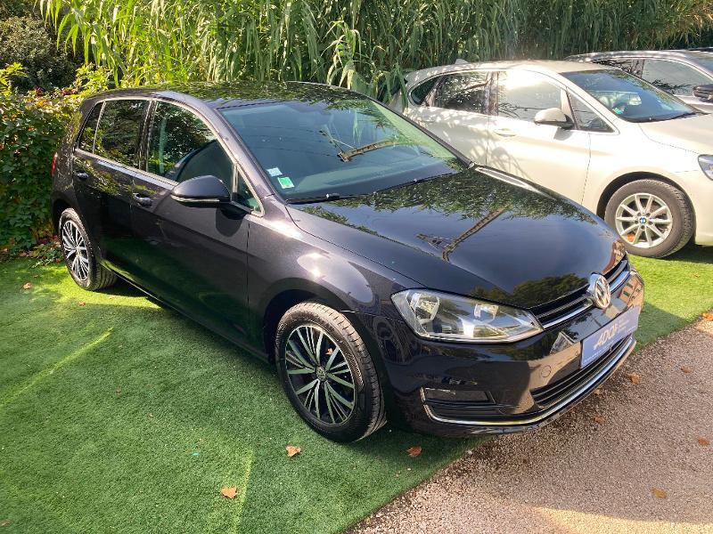 Volkswagen Golf 1.2 TSI 110ch BlueMotion Technology Allstar 5p Essence NOIR Occasion à vendre
