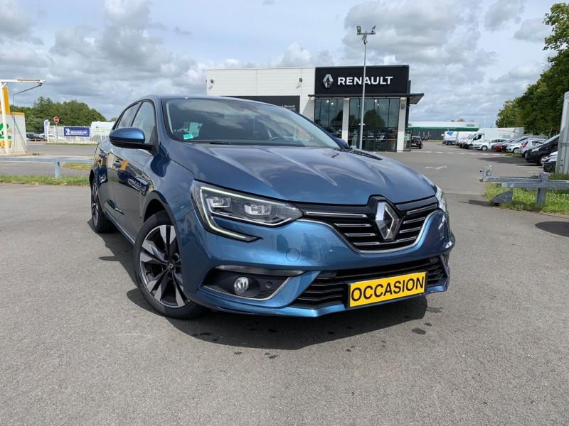 Renault MEGANE IV 1.5 DCI 110CH ENERGY INTENS BUSINESS Diesel BLEU BERLIN Occasion à vendre