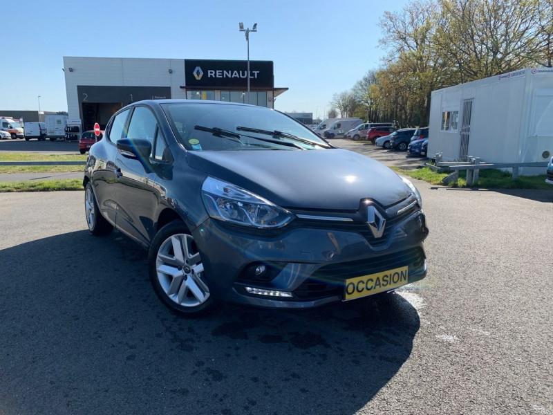 Renault CLIO IV 1.5 DCI 90CH ENERGY BUSINESS 5P EURO6C Diesel GRIS C Occasion à vendre