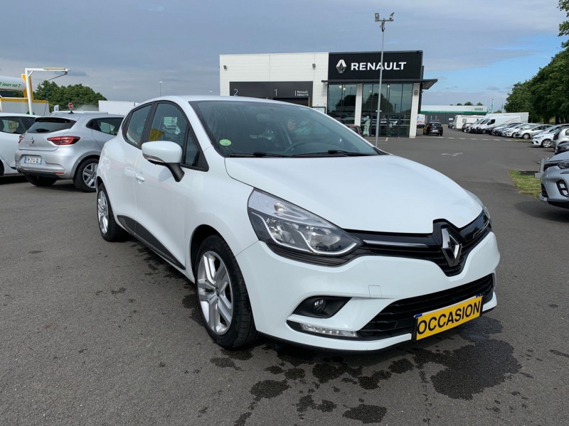 Renault CLIO IV 1.5 DCI 75CH ENERGY BUSINESS 5P Diesel BLANC Occasion à vendre