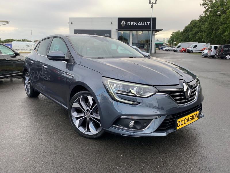 Renault MEGANE IV 1.3 TCE 140CH FAP INTENS Essence GRIS TITANIUM Occasion à vendre