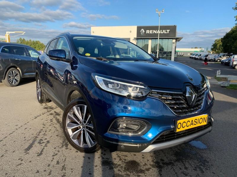 Renault KADJAR 1.5 BLUE DCI 115CH INTENS Diesel BLEU F Occasion à vendre