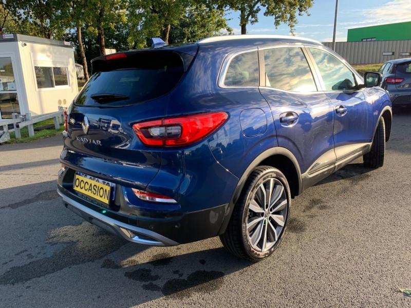 Photo 8 de l'offre de RENAULT KADJAR 1.5 BLUE DCI 115CH INTENS à 20490€ chez Garage Bretaudeau