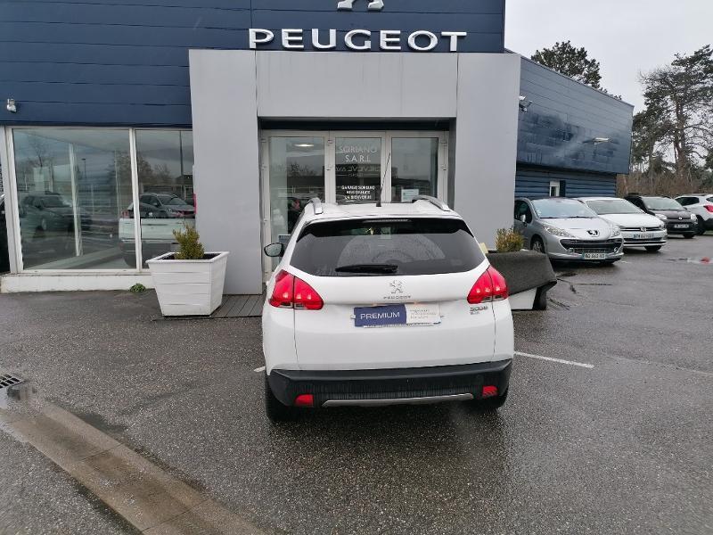 Photo 11 de l'offre de PEUGEOT 2008 1.2 PureTech 110ch Féline Titane S&S à 10990€ chez Groupe Soriano