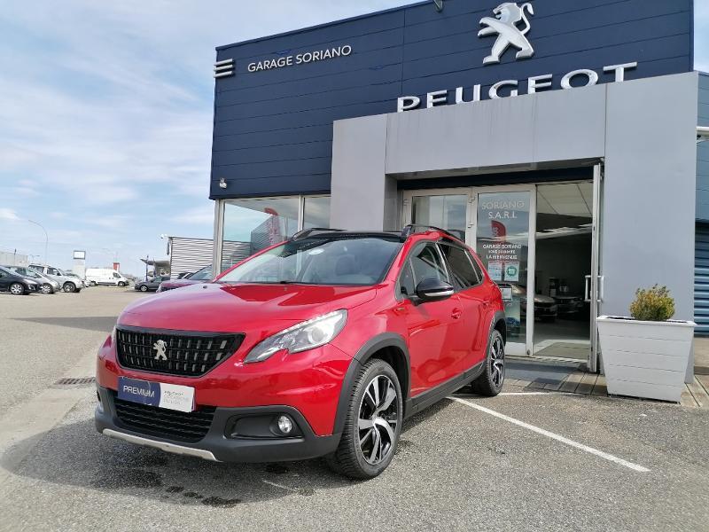 Peugeot 2008 1.6 BlueHDi 120ch GT Line S&S Occasion à vendre