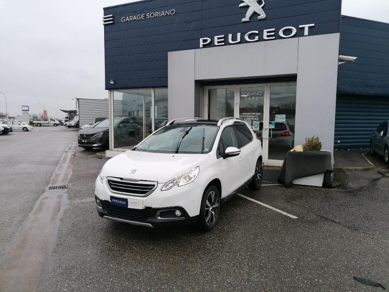 Peugeot 2008 1.2 PureTech 110ch Féline Titane S&S Essence Blanc Occasion à vendre