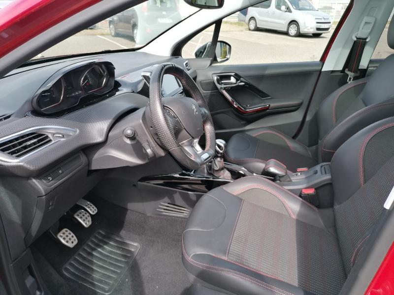 Photo 6 de l'offre de PEUGEOT 2008 1.6 BlueHDi 120ch GT Line S&S à 15000€ chez Groupe Soriano