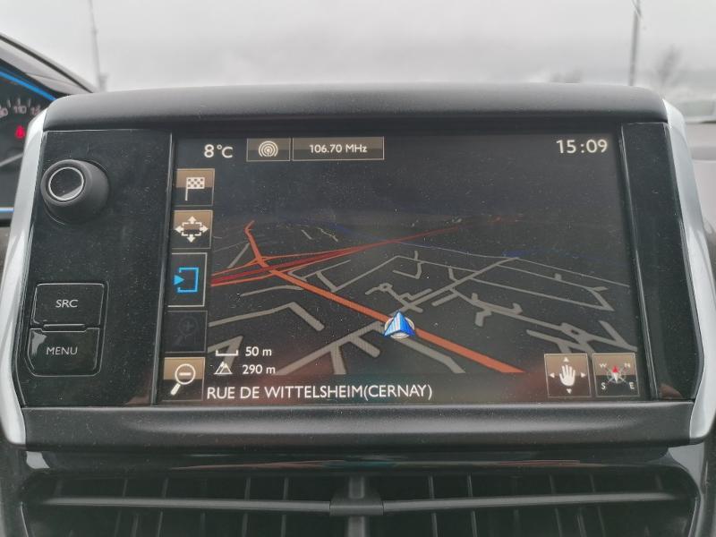 Photo 9 de l'offre de PEUGEOT 2008 1.2 PureTech 110ch Féline Titane S&S à 10990€ chez Groupe Soriano