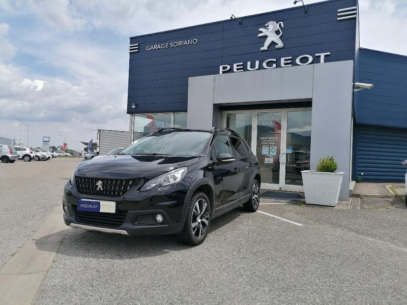 Peugeot 2008 1.2 PureTech 130ch E6.c GT Line S&S Essence Noir Métal Occasion à vendre