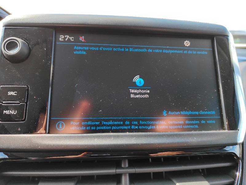 Photo 7 de l'offre de PEUGEOT 208 1.5 BlueHDi 100ch E6.c Active BVM5 86g 5p à 11689€ chez Groupe Soriano