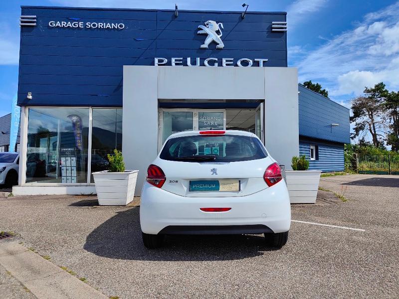Photo 15 de l'offre de PEUGEOT 208 1.5 BlueHDi 100ch E6.c Active BVM5 86g 5p à 11689€ chez Groupe Soriano