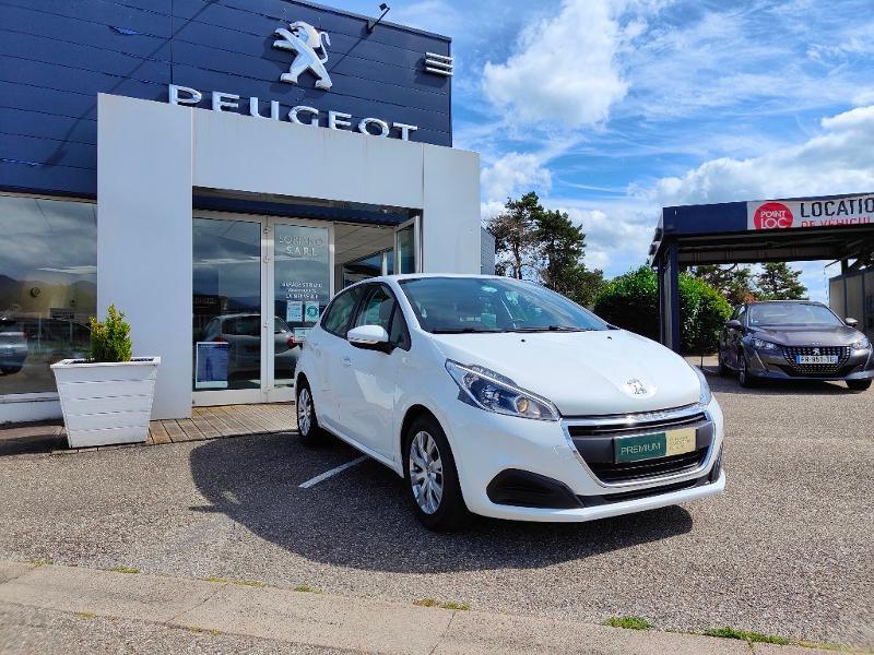 Photo 3 de l'offre de PEUGEOT 208 1.5 BlueHDi 100ch E6.c Active BVM5 86g 5p à 11689€ chez Groupe Soriano