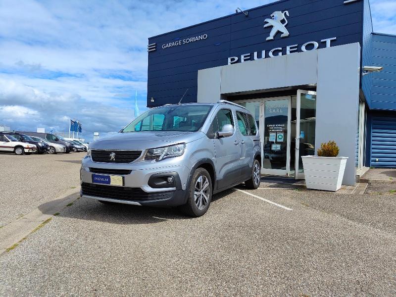 Photo 1 de l'offre de PEUGEOT Rifter BlueHDi 130ch S&S Standard Allure EAT8 à 23990€ chez Groupe Soriano